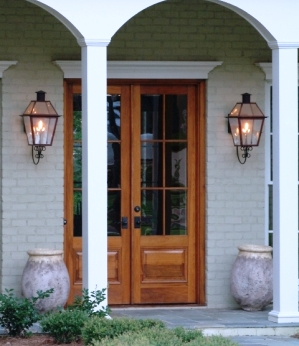 Outdoor natural gas lanterns plano plumbing blog gas lanterns aloadofball Choice Image
